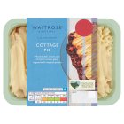 Waitrose cottage pie - 400g