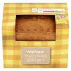 Waitrose pork pie with egg - 440g