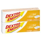 Dextro energy tablets orange