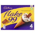 Cadbury Flake 99 - 4x125ml Brand Price Match - Checked Tesco.com 15/10/2014
