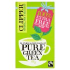 Clipper Pure Green Tea - 25 Bags - 50g Brand Price Match - Checked Tesco.com 16/07/2014