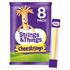 All Natural cheestrings original 8s - 160g Brand Price Match - Checked Tesco.com 16/04/2014