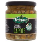 Fragata Spanish capotes capers