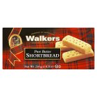 Walkers pure butter shortbread - 250g