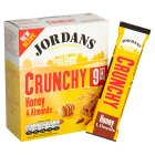 Jordans 9 crunchy bars honey & almond - 9x30g