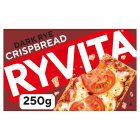 Ryvita dark rye crispbread - 250g Brand Price Match - Checked Tesco.com 09/12/2013