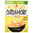 Nestle Oats & More almond