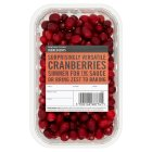 essential Waitrose cranberries - 300g