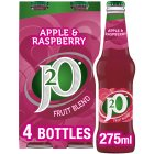 Britvic J2O apple & raspberry juice - 4x275ml