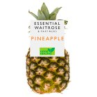 essential Waitrose small supersweet pineapple - each
