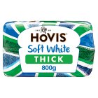 Hovis soft white thick - 800g