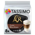 Tassimo carte noire latte macchiato - 475.2g Brand Price Match - Checked Tesco.com 22/10/2014
