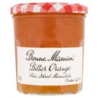 Bonne Maman orange fine marmalade - 370g