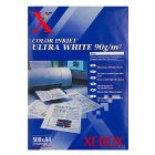 Xerox A4 paper, for color, inkjet and laser printing - 500 sheets - 500sheets