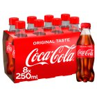 Coca-Cola mini cans - 8x250ml Brand Price Match - Checked Tesco.com 16/07/2014