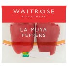 Waitrose Limited Selection Fresh Peppers - 2s