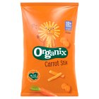 Organix goodies organic carrot stix - 4x15g Brand Price Match - Checked Tesco.com 10/03/2014