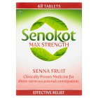 Senokot max strength senna - 48s Brand Price Match - Checked Tesco.com 16/07/2014
