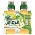 Robinsons Fruit Shoot Juiced Apple & Pear - 4x200ml
