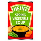 Heinz Classic spring vegetable soup - 400g Brand Price Match - Checked Tesco.com 30/07/2014