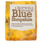Cropwell Bishop Blue Shropshire cheese - 150g