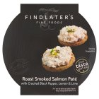 Findlater's Fine Foods roast salmon pate - 115g