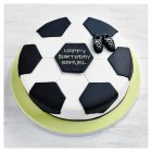 Fiona Cairns Football Cake - 25cm - each