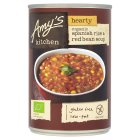 Amy's Kitchen hearty Spanish rice & red bean soup - 416g