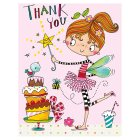 Rachel Ellen Designs - fairy thank you cards - 5s