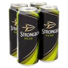 Strongbow Pear Cider - 4x500ml