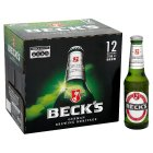 Beck's Bier - 12x275ml Brand Price Match - Checked Tesco.com 22/06/2016