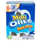 Mini Oreo snack pack - 6x25g Brand Price Match - Checked Tesco.com 01/07/2015