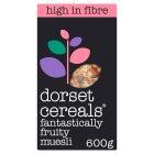 Dorset Cereals fantastically fruity muesli - 600g