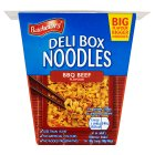 Batchelors BBQ beef deli box noodles - 75g Brand Price Match - Checked Tesco.com 30/07/2014