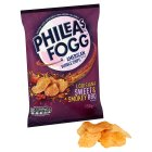 Phileas Fogg bubble chips louisiana BBQ - 150g Brand Price Match - Checked Tesco.com 01/09/2014