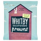 Whitby Seafoods garlic & ginger prawns - 215g Introductory Offer