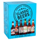 Classic Ales England - 6x500ml Buyers Choice