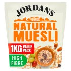 Jordans natural muesli - 1kg Brand Price Match - Checked Tesco.com 04/12/2013