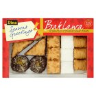 Dina baklawa assortment