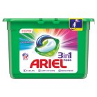 Ariel excel tabs actilift colour 20 washes