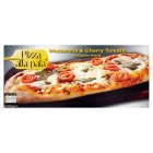 Pizza alla pala mozzarella & cherry tomato with pesto - 260g