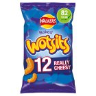 Walkers Wotsits really cheesy multipack crisps - 12s Brand Price Match - Checked Tesco.com 23/07/2014