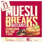 Nairns Muesli Breaks oatcakes - 200g Brand Price Match - Checked Tesco.com 01/07/2015