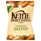Kettle sweet potato chips lightly salted - 80g