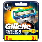 Gillette fusion proglide power blades - 6s Brand Price Match - Checked Tesco.com 16/04/2014