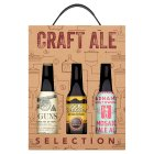 Craft Ale Selection -