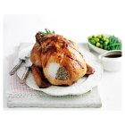 Turkey stuffed with pork, sage & onion -