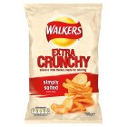 Walkers Extra Crunchy simply salted crisps