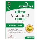 Vitabiotics ultra-d3 tablets vitamin D3 optimum strength - 96s