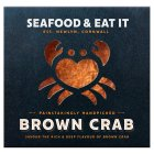 Seafood & Eat It handpicked brown Cornish crab - 100g